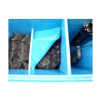 Füllpaket für Hälterungsbecken