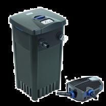 OASE FiltoMatic CWS 7000 und Aquamax Eco Premium 4000