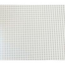Medienträger - Lichtstegplatte in weiß
